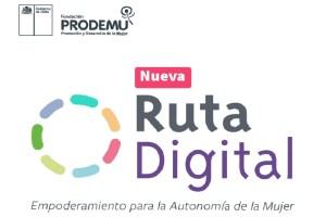 Ruta Digital: el proyecto de Prodemu que busca contribuir al proceso de empoderamiento de mujeres mediante herramientas digitales básicas