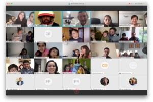 """Cisco celebró en familia el """"Mes de la Tierra"""" con actividad virtual"""