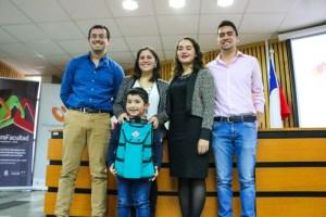 FisioSmart: El primer chaleco kinésico hecho en Chile que ayuda a pacientes con problemas respiratorios a seguir con su tratamiento interrumpido por Covid19