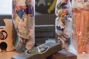 Botellas de amor: Una solución sostenible al problema del reciclaje de plástico en Chile durante cuarentena