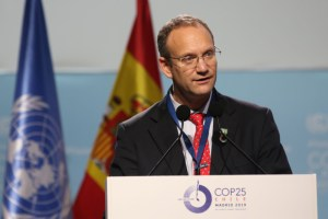 Gonzalo Muñoz es parte de la Cumbre de líderes del 20º aniversario del Pacto Mundial de las Naciones Unidas