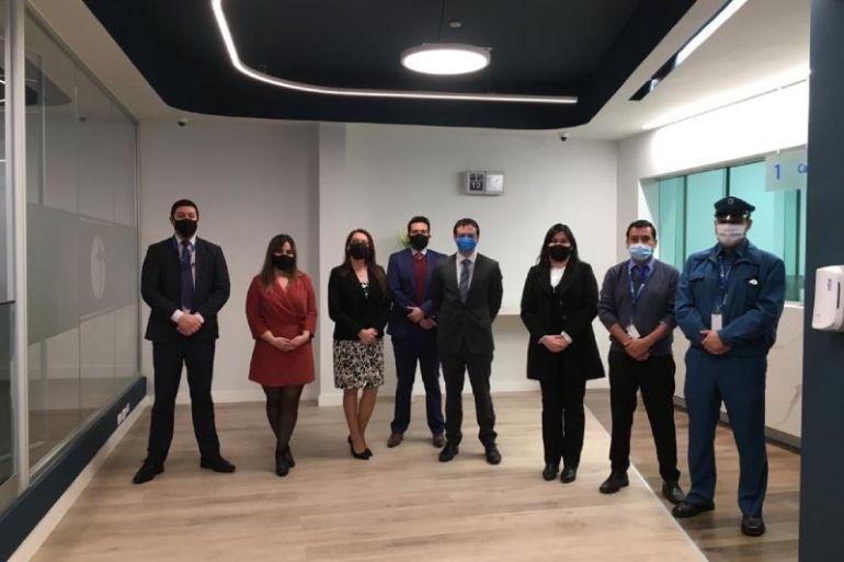 Banco Internacional inaugura nueva sucursal en Santiago totalmente accesible