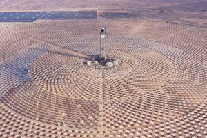 Cerro Dominador logra acuerdo para comercializar bonos de carbono