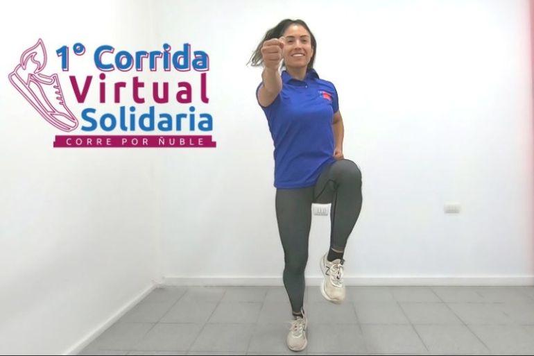 Mindep-IND organiza Corrida Virtual Solidaria: por cada inscrito IANSA donará mascarillas a la sede del Hogar de Cristo en Chillán
