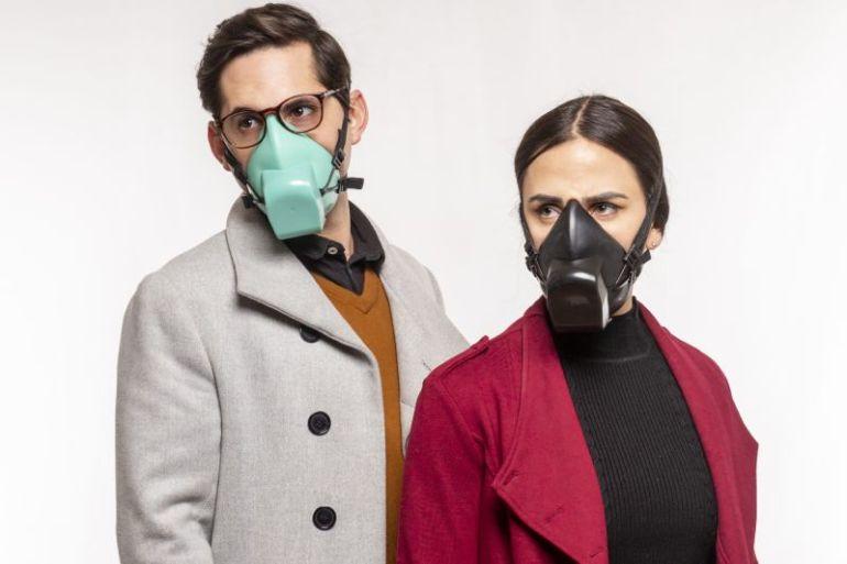 Empresa chilena crea productos para el desconfinamiento que evitan contagio en espacios de alto riesgo