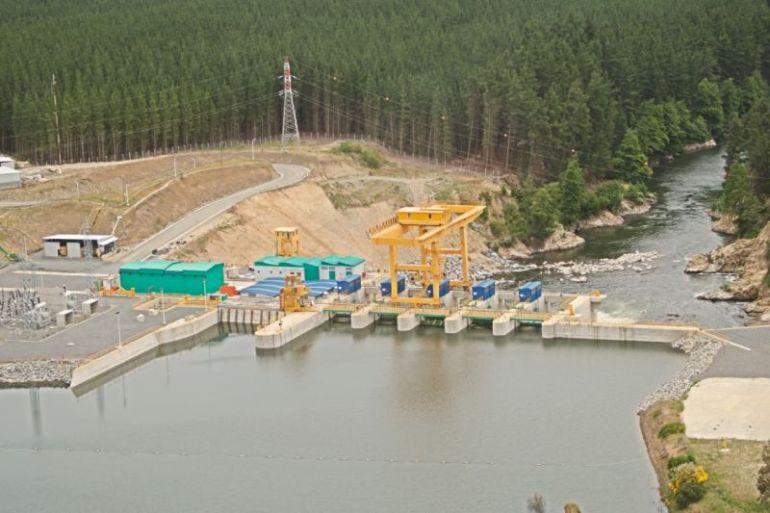 ENGIE Energía Chile comunicó la compra de la sociedad Eólica Monte Redondo SpA,