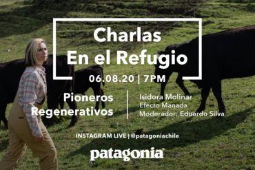 Conoce la mirada responsable de la agricultura en nueva charla de Patagonia