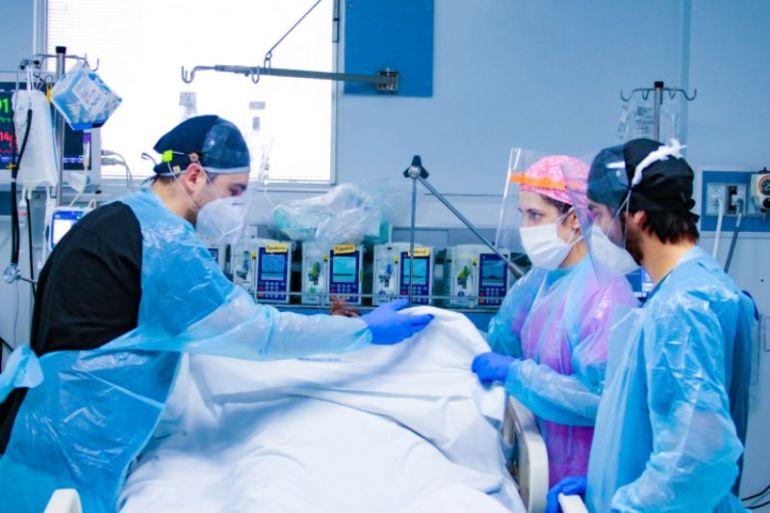 Fundación MetLife dona US$ 100 mil para reforzar urgencia del Hospital Clínico de la U. de Chile