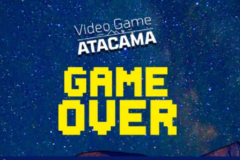 Finalizó exitosa iniciativa Video Game Atacama