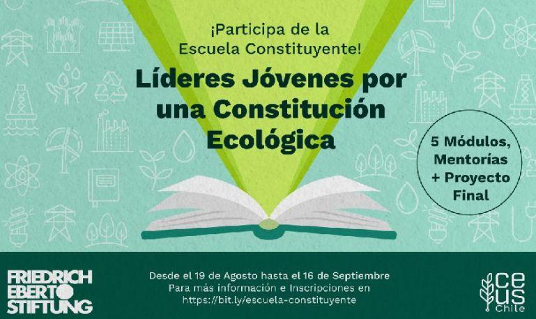 Escuela Ecológica Constituyente: una oportunidad para fomentar la participación política de los jóvenes
