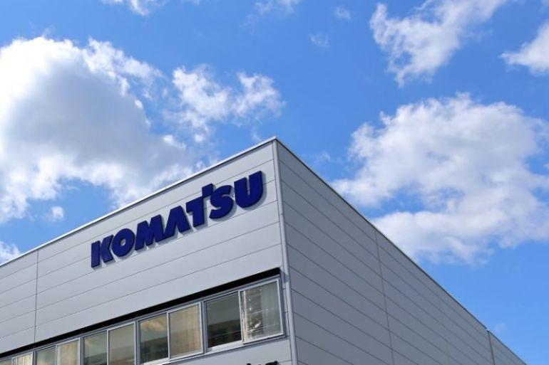 Komatsu Ltd. emite bono verde para reducir en 50% sus emisiones de CO2 y fomentar el uso de energías renovables