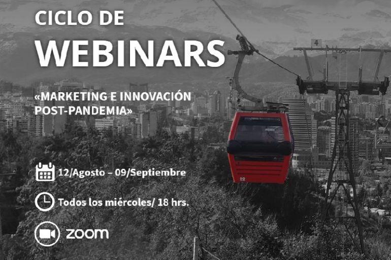Turistik® da inicio a Ciclo de Webinars centrado en el marketing e innovación post-pandemia