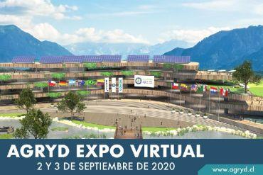 Este 2 y 3 de septiembre se efectuará AGRYD Expo Virtual el evento gratuito sobre uso eficiente del agua y la energía