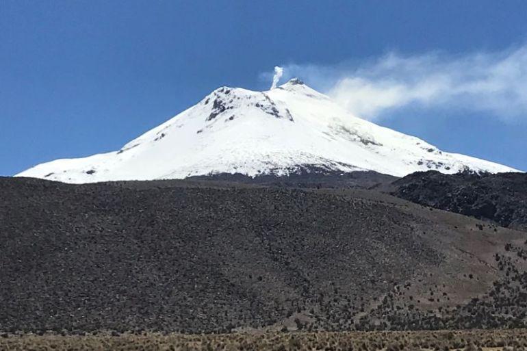 Implementarán sistema automático para detectar sismos de origen volcánico en la región de Antofagasta
