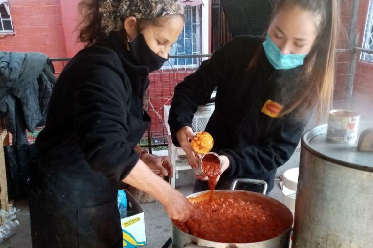 MAGGI apoya 29 ollas comunes de Bajos de Mena con utensilios  y 95.000 raciones de alimentos