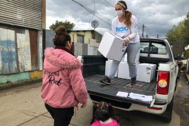 PepsiCo entrega más de 42.000 productos a comunidades afectadas por la pandemia