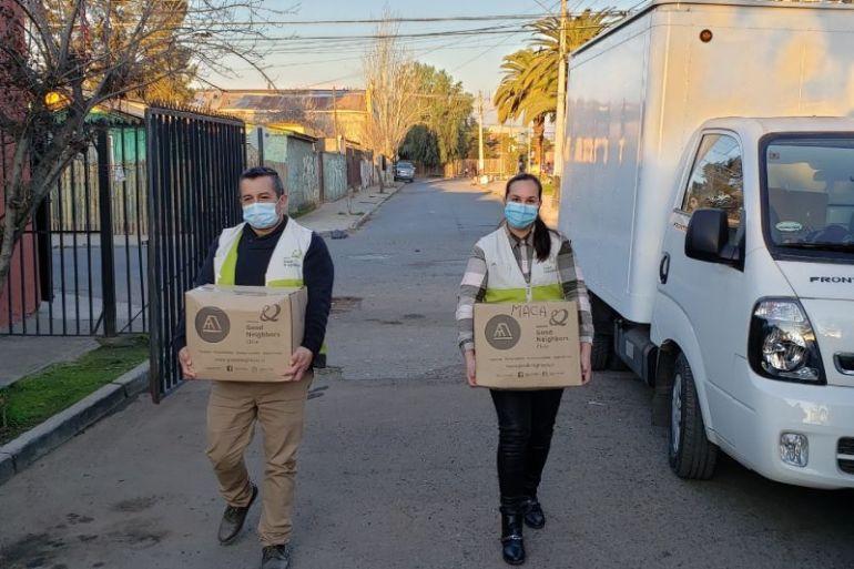 A través de su iniciativa global, Henkel apoya a diferentes organizaciones a combatir el COVID-19 en Latinoamérica