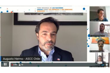 Agencia de Sustentabilidad y Cambio Climático participa  en Foro Regional de las Naciones Unidas