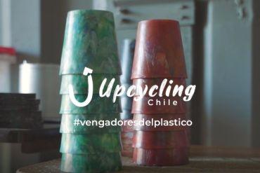 Upcycling Chile inicia campaña de crowdfunding para gestionar mayor cantidad de plástico con máquina 100% hecha en Chile