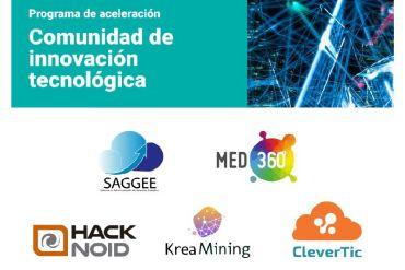 """Estas son las startups chilenas seleccionadas para el programa """"Comunidad de innovación tecnológica"""" de InterSystems y UDD Ventures"""