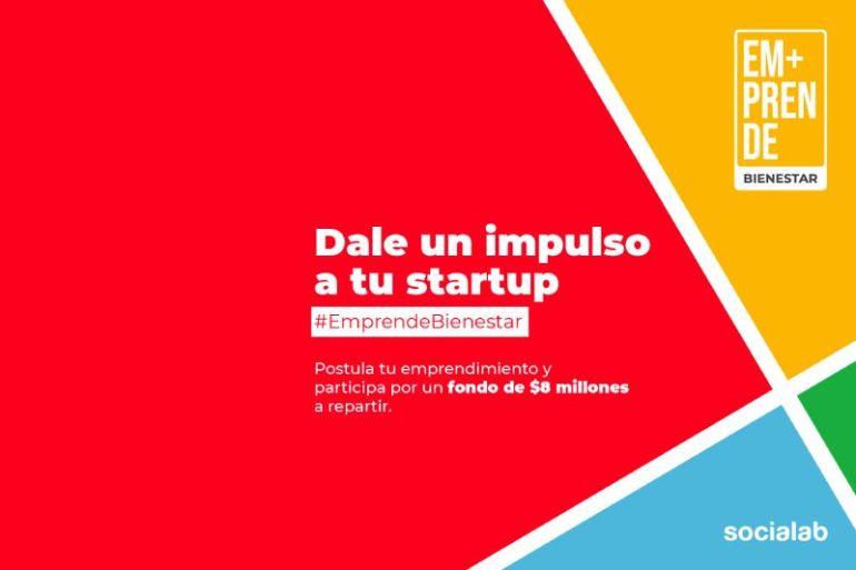 Convocatoria de Socialab busca apoyar startups con soluciones de Higiene y Reciclaje para impulsar su impacto