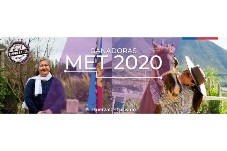 Dos emprendedoras del mundo rural son las ganadoras del concurso Mujer Empresaria Turística 2020