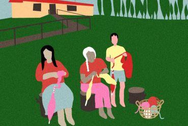Urdiendo saberes, amores y oficios: escucha el capítulo 4 del Podcast Causa Común de Fundación Lepe