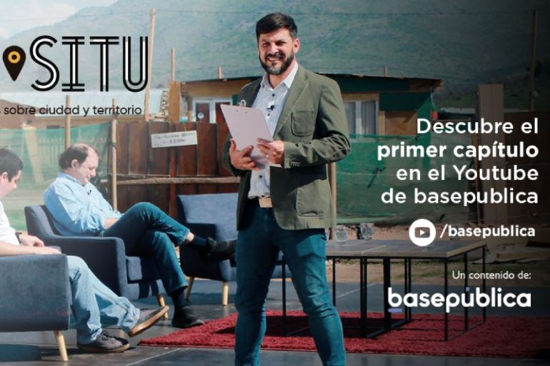 La ciudad la construimos entre todos: nuevo programa de basepública aborda el territorio como espacio social