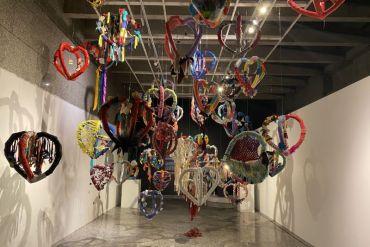"""Sala de Arte CCU presenta """"Radiografía del corazón chileno en pandemia"""" de la Fundación Lacaracola"""