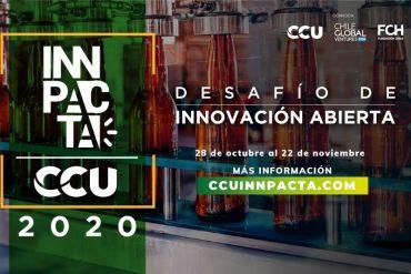 Desafío Regional de Innovación Abierta INNPACTA 2020: CCU busca potenciar y promover el ecosistema de innovación regional en Argentina y Chile