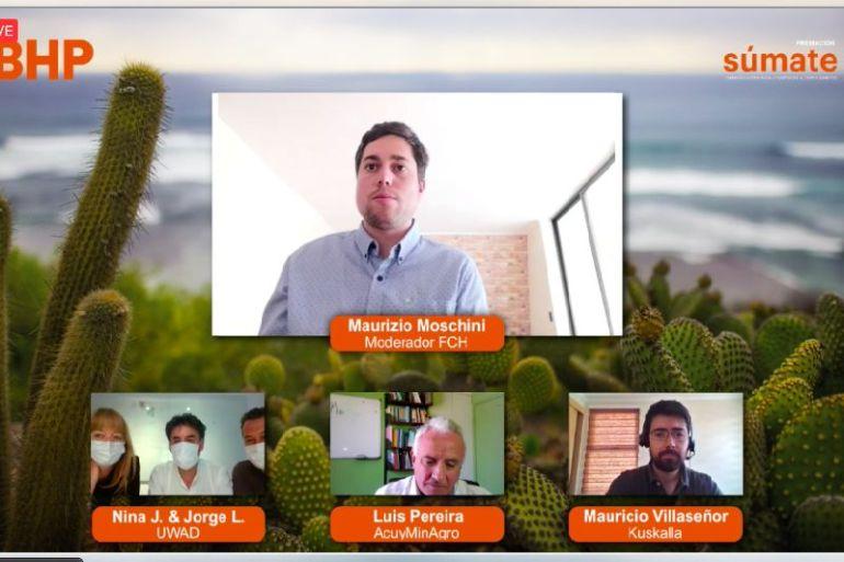 BHP presenta proyectos ganadores para abordar desafíos de adaptación al cambio climático