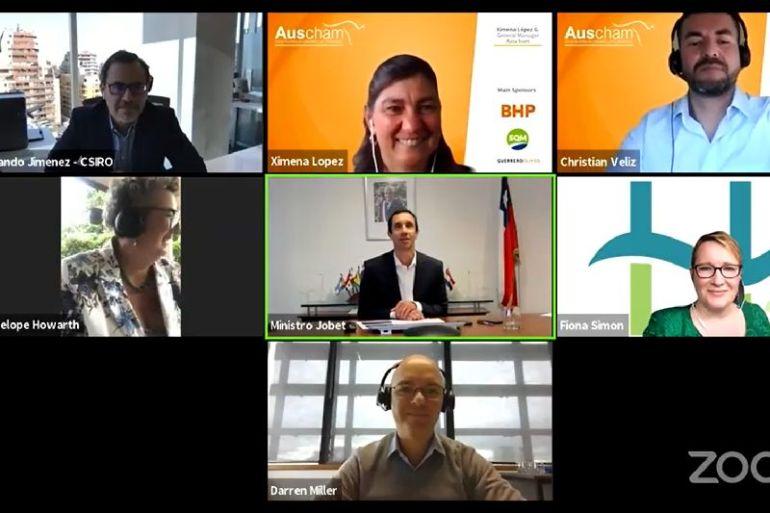 H2 Chile y Australian Hydrogen Council sellan convenio de colaboración para impulsar hidrógeno verde
