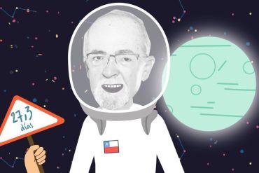 TVN y TV Educa Chile estrenarán de manera conjunta programa protagonizado por el astrónomo José Maza