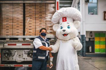 Grupo Bimbo donará más de 6 millones de rebanadas de pan a distintos bancos de alimentos donde tiene operaciones