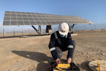 Planta solar fotovoltaica del Aeropuerto de Arica podría estar operativa en 2023