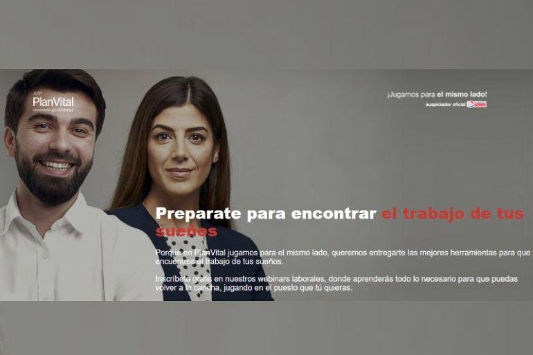 Programa de empleabilidad de AFP PlanVital desarrolla habilidades digitales para encontrar empleo