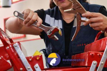 """Fundación RedMaestra: Las mujeres se toman """"la construcción"""""""