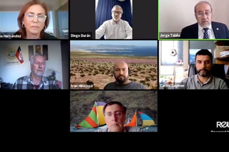 Científicos red G9: advierten sobre contaminación y necesidad de conservar el mar de las islas oceánicas chilenas