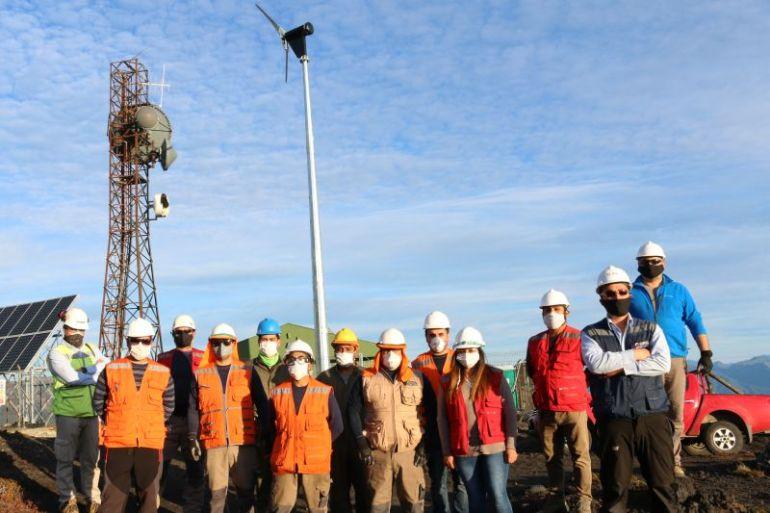Línea eléctrica del Parque Vicente Pérez Rosales será reemplazada por autogeneración renovable