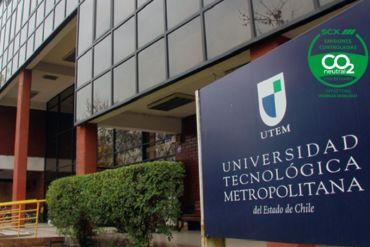 UTEM renueva su Certificación Carbono Neutral