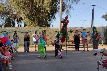 275 familias celebran su primera Navidad en una vivienda propia gracias a alianza TECHO-Chile y Sodimac