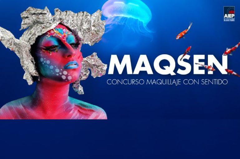MAQSEN: concurso de maquillaje con sentido que promueve la protección de los océanos y su biodiversidad