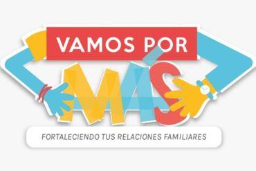 """Sitio web """"Vamos por Más"""" de Fundación Paréntesis será presentado en seminario internacional"""