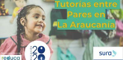 Educación 2020 y Fundación SURA en Chile apoyan la innovación educativa con Tutorías entre Pares en establecimientos de La Araucanía