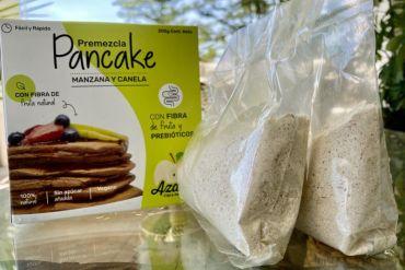 Azana, innovador suplemento alimenticio apoyado por FIA, lanza un nuevo producto elaborados con residuos de manzana