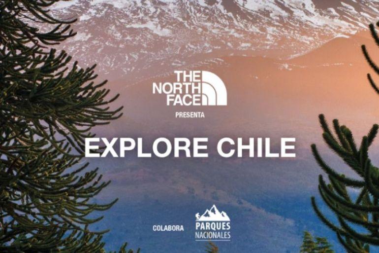 """EXPLORE CHILE"": la iniciativa de The North Face que busca acercar Chile a los chilenos"