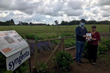 Syngenta reconoció el trabajo de los productores por una agricultura sustentable