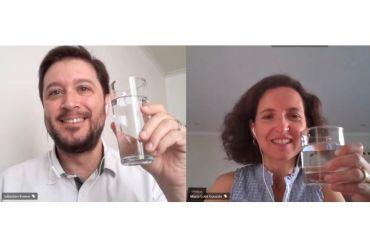 Aguas Andinas firma nueva alianza con Techo- Chile para apoyar a familias vulnerables