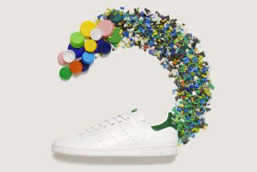 adidas Originals lanza la colección Stan Smith, Forever con tejido y suela creado con materiales reciclados
