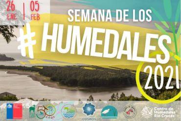 Semana de los Humedales 2021 tendrá más de 40 actividades a lo largo del país